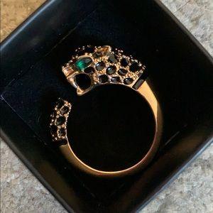 Animal wrap ring - Cheetah